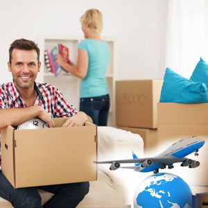 I cant wait to move, its all so exciting..!!! Don`t I look happy..!!! We choose FastMovers.